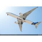 エアバス、A350-900が米連邦航空局より型式証明取得--飛行テストは2600時間
