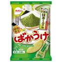 ばかうけに「抹茶ミルク味」と「梅かつお味」が登場 - 栗山米菓