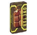 ロッテ、丸ごとアーモンドとプレッツェル入りの分厚いチョコレート発売
