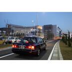 羽田空港発着、定額制タクシーのエリア拡大--東京・川崎・横浜に三浦半島も