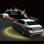 トヨタ、ITSを活用した協調型運転支援システムを2015年の一部新型車に採用