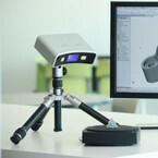 3D Systems、小型スキャナを発表 - 0.034mmのスキャン精度を実現