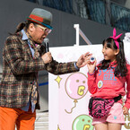 「たまごっち誕生祭 2014」開催 – ドン小西がキッズモデルにファッション指南