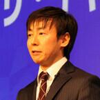 「Salesforce.comを抜いた」サイボウズ青野社長、cybozu.comの好調をアピール