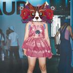 東京都・渋谷で清川あさみ「TOKYOモンスター」展-ファッションの本質を問う