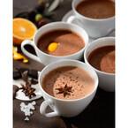 アルコール入りも! 「アニヴェルセル カフェ」で限定ホットチョコレート