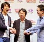 「パズドラ×マリオ」まさかのコラボに宮本茂氏「2画面の3DSなら面白いものができると思っていた」と確かな手応え