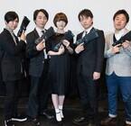 花澤香菜「狡噛さんの身体はよだれ注意!」、神谷浩史「本格的なSF」声優陣が説く『劇場版サイコパス』