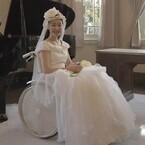 黒木華、初のウエディングドレス姿を披露「とても幸せでした」