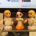 阪大とヴイストン、2種類の卓上社会的対話ロボットを開発