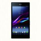 ソニー、Wi-Fiタブレット「Xperia Z Ultra」発表 - 価格は52,000円前後