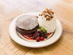 EGGS 'N THINGS、「チョコレートミルクパンケーキ」など期間限定で発売