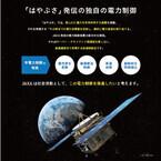 ダイキン、小惑星探査機「はやぶさ」の省電力技術をエアコンに応用