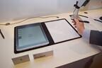 日本HP、法人向けタブレット8モデルを一挙に発表 - 注目はノートに書いた内容をデジタル化できる8型/12型タブレット