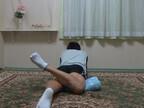 骨盤矯正ストレッチを学ぶ - 癖を意味する