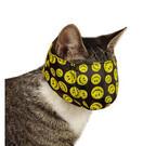 病院が苦手な怖がりな猫にピッタリ! 猫のための目隠し