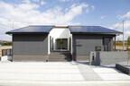 兵庫県神戸市に、平屋建ての「ユトリエ(ゆとり家)」モデルハウス公開
