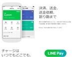 モバイル送金・決済「LINE Pay」、不正利用時の補償制度を全ユーザーに提供へ