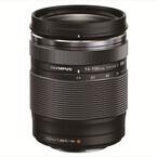 オリンパス、防塵防滴レンズ「M.ZUIKO DIGITAL ED 14-150mm F4.0-5.6 II」