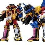 『ニンニンジャー』合体ロボ『DX シュリケンジン』2/14発売、2つの形態に合身