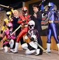 『ニンニンジャー』玩具が続々お披露目! 坂上忍も新戦隊に太鼓判を押した