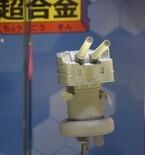 『艦隊これくしょん』連装砲ちゃんがバンダイで超合金化!? ワンフェス参考展示