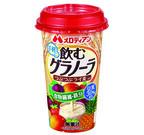 豆乳&ライ麦入りのドリンクタイプのグラノーラが発売