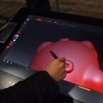 3Dプリンタで出力する「デジタル原型」はフィギュア造形をどう変える? - ワンフェス2015[冬]