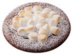 ミスタードーナツがマシュマロをトッピングしたピザ風スイーツを発売