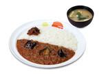 松屋、10種類以上の香辛料をブレンドした四川風「麻婆カレー」を発売
