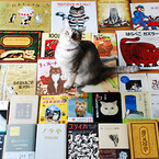 猫好き必見! 猫の本だけを扱う猫専門書店がオープン
