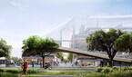 米Googleが新キャンパス計画発表、巨大な透明キャノピーで自然と融合