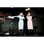 ANA×AKB48の集大成イベント実施 - 小嶋菜月が夢のCA制服で「幸せです」