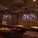 東京都・代々木上原のレストランで季節限定のデジタルアート&メニューを提供