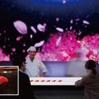 東京都・日本橋にてデジタル技術×料理で体験する「食べるアート展」