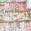 東京都・銀座で桜のペーパークラフトアートを公開-竹尾の特殊紙を使用
