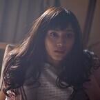 平愛梨、戦慄の表情を捉えた『呪怨』写真公開! 監督「目の美しさ」を大絶賛
