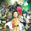 TVアニメ化記念、『ワンパンマン』キャラクター人気投票がニコ静などで開始