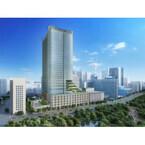 東京都・日比谷で2018年完成予定の大規模開発 - 都心最大級のシネコンも