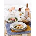 ロイヤルホスト、ハーブと野菜の「南フランス・ニース料理フェア」を開催