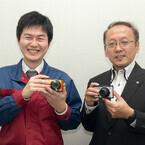 スマホカメラよりもきれいな写真をソーシャルに投稿できる!?カシオの最新デジカメ「EXILIM EX-ZR1600」の自動送信機能について聞く