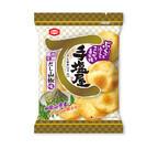 亀田製菓、香り高いぶどう山椒を使用した「天塩屋ミニ」を期間限定で発売