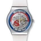 スウォッチ・クラブの25周年を記念した腕時計「THIS IS MY WORLD」