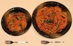 東京都・神田の「ロメスパバルボア」が、焼きスパゲティ