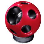 パナソニック、ボール型の創風機「Q」 - 風を7倍にして送り出す