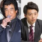 藤岡弘、と竹内涼真、新旧仮面ライダー初共演!ヒーローの心得と早過ぎる朝を吐露