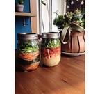 太陽のマルシェにジャーサラダに合う春野菜が集結 ‐ メイソンジャーも出品