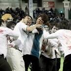 哀川翔の高速デッドボールに宮川大輔「硬球だったら死んでた」