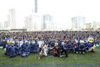 神奈川県・横浜市で、マリノスの選手とふれあえるファン感謝イベント開催
