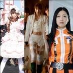 「戦うコスプレ女子」が人気? 壇蜜VS中川翔子VS芳賀優里亜にクロエも参戦